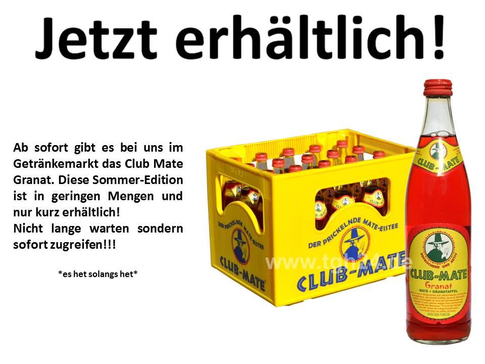 ClubmateGranat