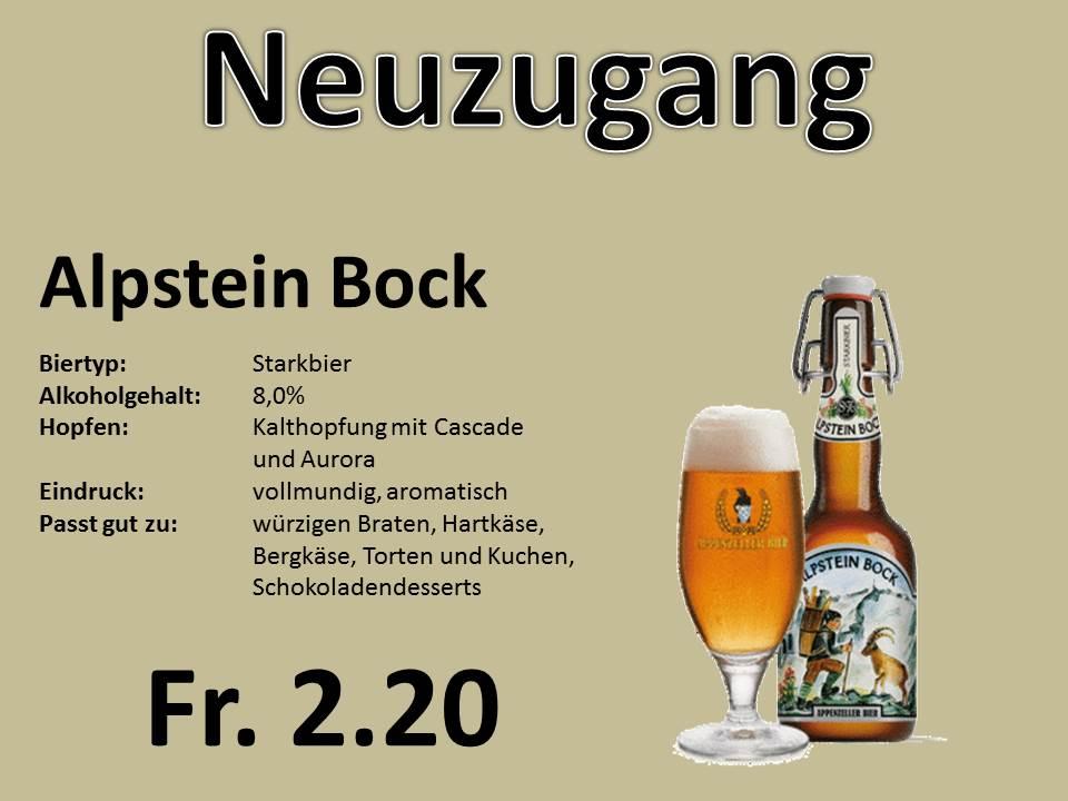 Alpsteinbock