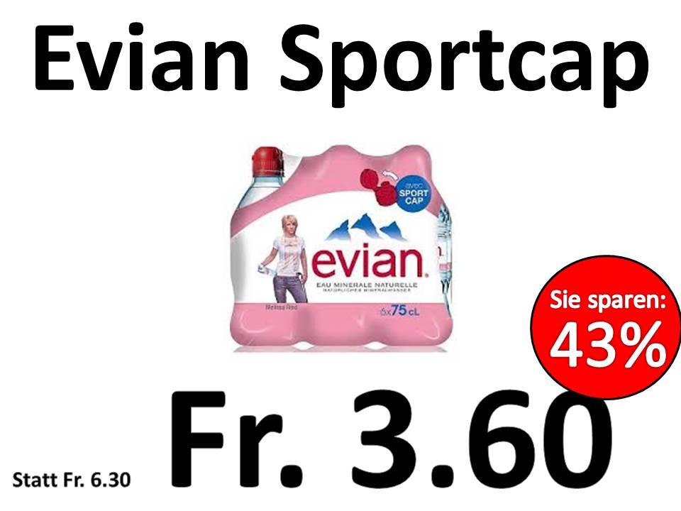 Evian Sportcap