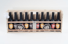 Bier 10er Holzträger  49er