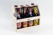 Bier 8er Holzträger 5dl