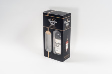 Whisky Canadian Club mit Longdrinkglas