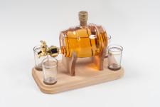 Stylish Whisky Fass