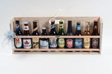 Bier 10er Holzträger 3dl