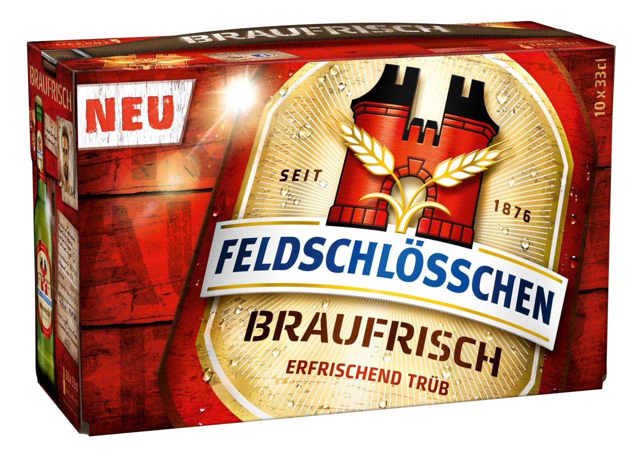 Feldschlösschen Braufrisch erfrischt die Schweiz / Die jungen Feldschlösschen Braumeister verbinden Moderne mit Tradition