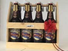 Bier 8er Holzträger 5dl Langenthaler Fürobebier