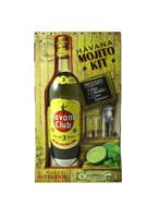 Rum Havana 3 anos Mojito-Kit